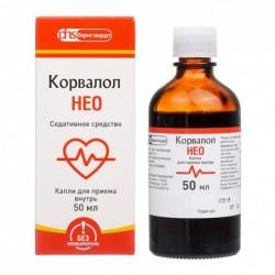 Buy Corvalol neo drops 50 ml