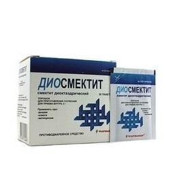 Buy Diosmectite powder 3 g 10 pcs