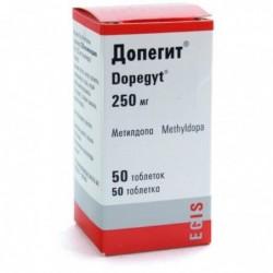 Buy Dopegyt® pills 250 mg, 50 pcs