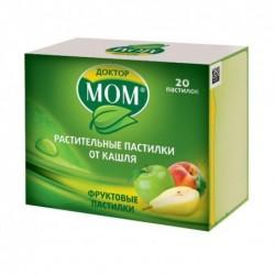 Buy Dr. MOM® Herbal Cough Lozenges lozenges 20 pcs