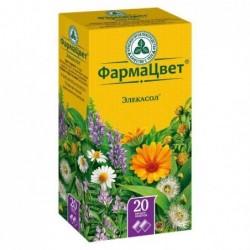 Buy Elecasol tea bags 2 g, 20 pcs