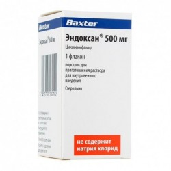 Buy Endoxan vials 500 mg