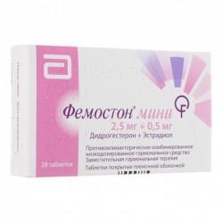 Buy Femoston pills 28 pcs