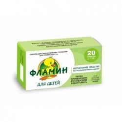 Buy Flamin tea bags 1.38 g packs of 20
