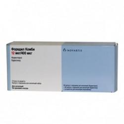 Buy Foradil Combi capsules 12/400 mcg 120 pcs