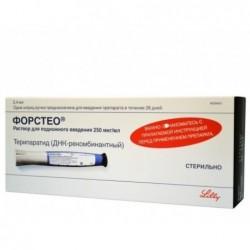Buy Forsteo pen 250 mcg/ml 2.4 ml
