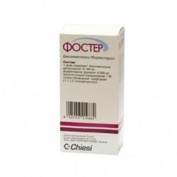 Buy Foster® spray can 0.1 mg + 6 mcg/dose, 120 doses