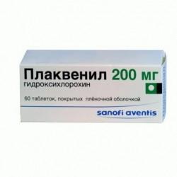 Buy Plaquenil pills 200 mg, 60 pcs