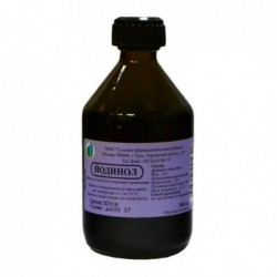Buy Iodinol vials 100 ml