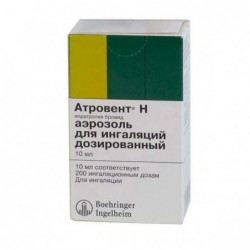 Buy Atrovent N spray can 200 doses of 10 ml