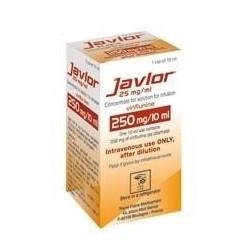 Buy Javlor solution 25 mg/ml 10 ml bottle 1 pc.