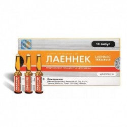 Buy Laennec solution 2 ml 50 pcs