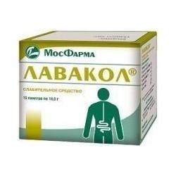 Buy Lavacol powder 14 g, 15 pcs