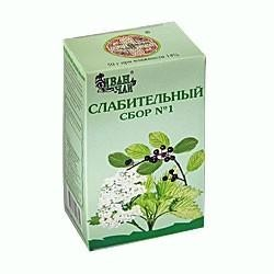 Buy Laxative tea 1 Other 1 pack, 50 g