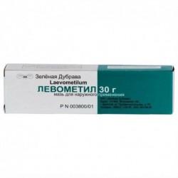Buy Levomethyl ointment 30 g