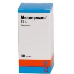 Buy Melipramin pills 25 mg 50 pcs