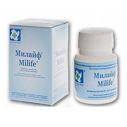 Buy Milife pills 500 mg 30 pcs packaging