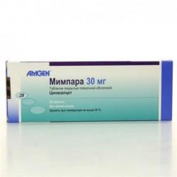 Buy Mimpara pills 30 mg, 28 pcs