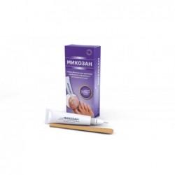 Buy Mycosan nail files 5 ml + 10 nail files