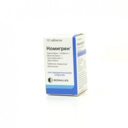 Buy Nomigren pills 10 pcs