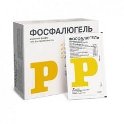 Buy Phosphalugel gel 16 g sachets 20 pcs