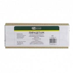 Buy Piracetam solution 200 mg/ml 5 ml 10 pcs