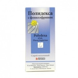 Buy Polydexa with phenylephrine spray 15 ml
