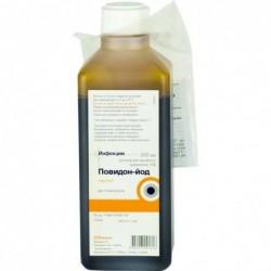 Buy Povidone-iodine vials 10% bottles of 500 m