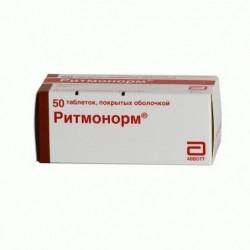 Buy Rytmonorm pills 150 mg, 50 pcs