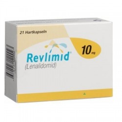 Buy Revlimid capsules 10 mg, 21 pcs