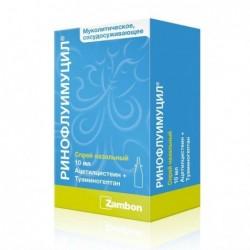 Buy Rinofluimucil spray 10 ml