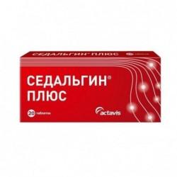 Buy Sedalgin Plus pills 20 pcs