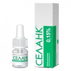 Buy Selank drops 0.15%, 3 ml