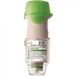 Buy Spiolto Respimat Other 2.5 μg + 2.5 μg/dose 4 ml cart. 1 pc., With ing.