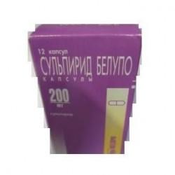 Buy Sulpirid-Belupo capsules 200 mg 12 pcs