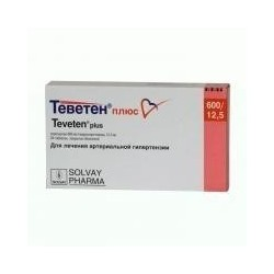 Buy Teveten Plus pills 28 pcs