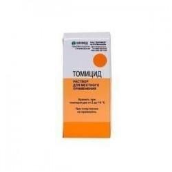 Buy Tomicid vials 90 ml