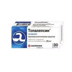 Buy Topalepsin pills 50mg 30pcs