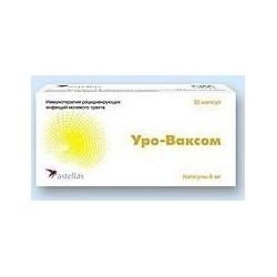 Buy Uro-Vaxom® capsules 6 mg, 30 pcs