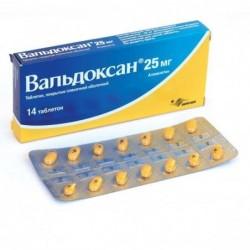 Buy Valdoxan pills 25 mg, 14 pcs