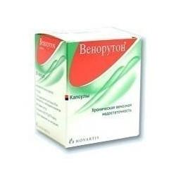 Buy Venoruton capsules 300 mg, 50 pcs