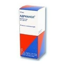 Buy Adrianol drops 10 ml