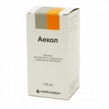 Buy Aecol solution 100 ml