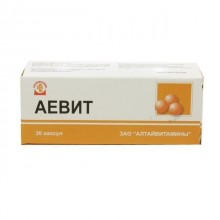 Buy Aevit capsules 30 pcs