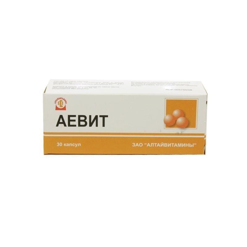 Buy Aevit capsules 30 pcs