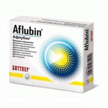 Buy Aflubin pills pills 48 pcs