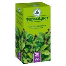 Buy Alder seedlings tea bags 1.5 g, 20 pcs