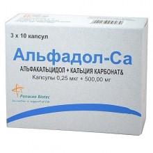 Buy Alfadol-ca capsules 30 pcs