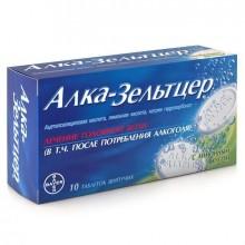 Buy Alka-Seltzer effervescent pills 10 pcs