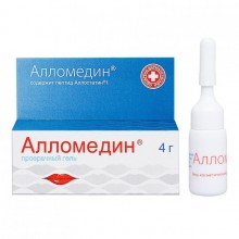 Buy Allomedin gel 4 g